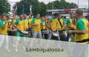 John-sonderen-projecten-sambapalooza